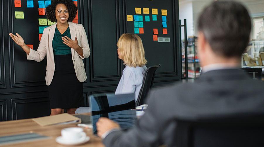 Fem tips för att hålla en bra presentation